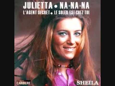 sheila ( julietta ) instrumental version regiesigle