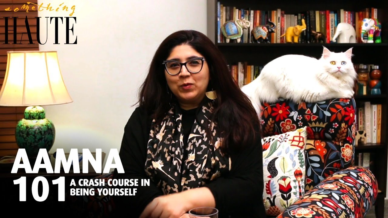 Aamna 101 | Episode 1 | How To Dress When You're Overweight | Something Haute