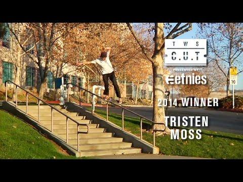 Tristen Moss California Winner - TransWorld SKATEboarding
