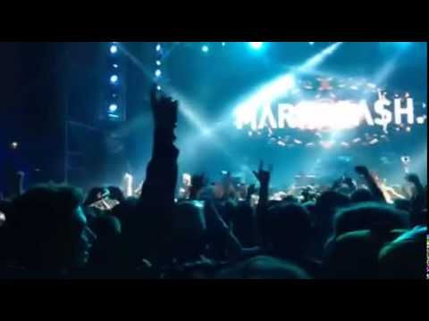 "Marracash - ""Bruce Willis / Bentornato"" live @ Home Festival (TV), 5/09/2015"