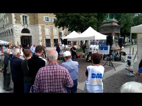 Deutsche Mitte Event Stuttgart Mitte 12 08 2017