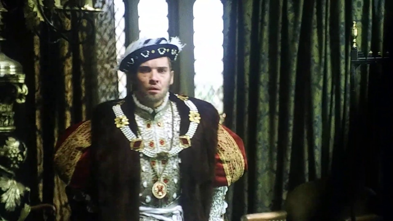 Download The Tudors 4x10 Henry sees Catherine's ghost