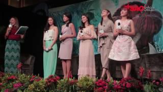 Minh Như khoe giọng 'khủng' với nhạc phim Disney - How Far I