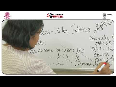 Laws of crystallography and crystal system