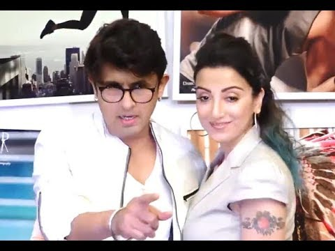 Couples Exclusive!! Sonu Nigam With Wifey Madhurima Nigam & More Celebrity | Voompla Official