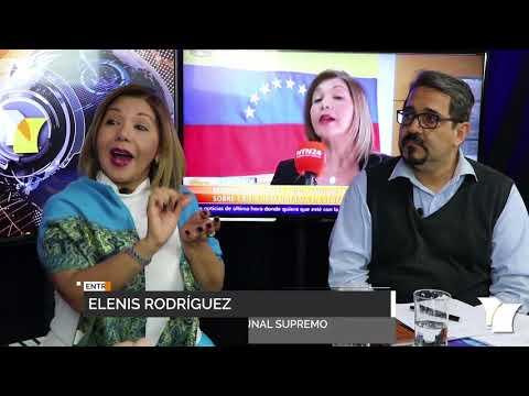 Ent.a Elenis Rodríguez y  Luis M. Marcano Magistrados Tribunal Supremo Justicia de Venezuela
