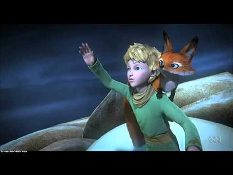 маленький принц мультфильм 2013
