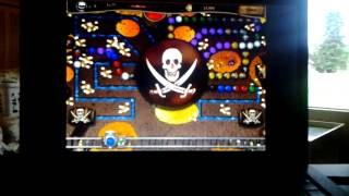 Pirate Poppers Level 77 : Heart Of Calavera