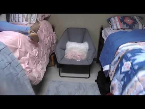 Dorm Tour Mizzou College Ave/Move in day