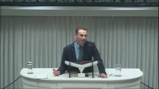 06/07/2020 Όβικ Εγκουνιάν (Κατά Λουκάν ζ' 36-50) & Θωμάς Καρανάσιος (Κατά Λουκάν κβ' 39-48)
