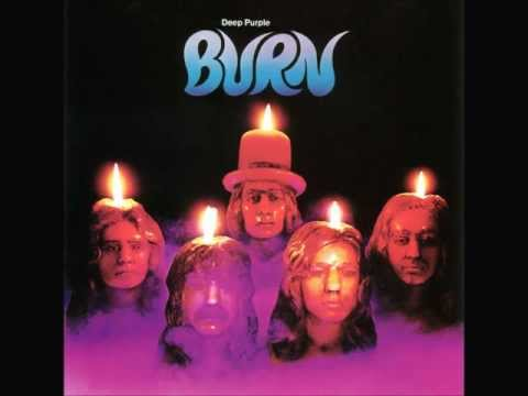 Deep Purple - Burn [1974] Full Album