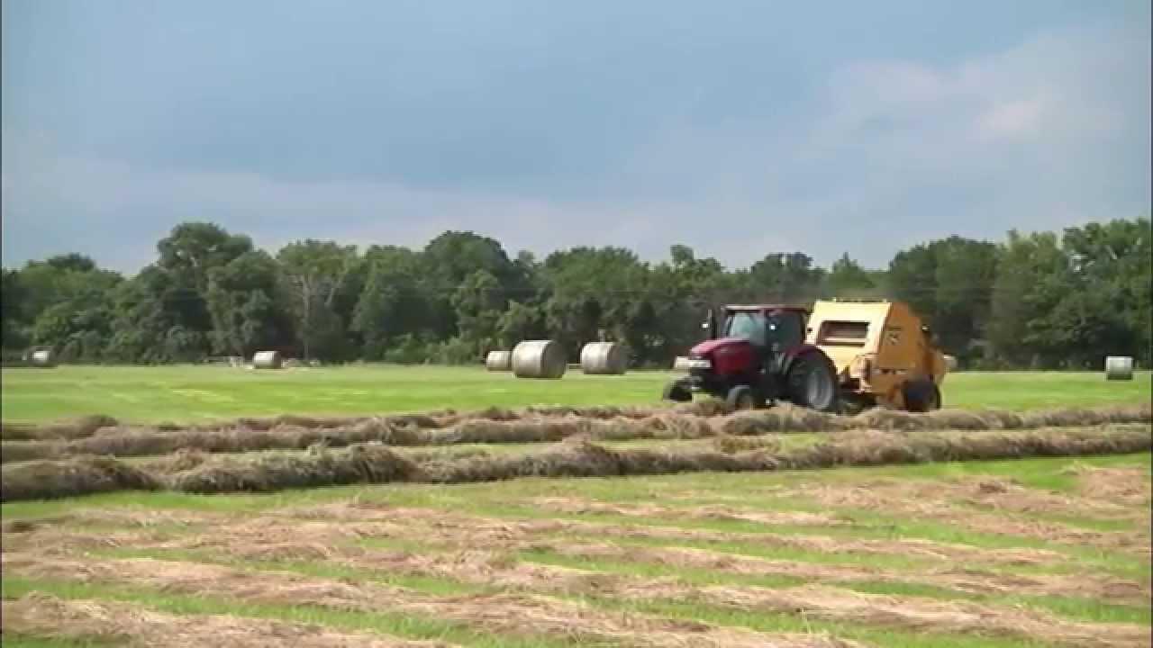 604N and 605N Round Balers | Vermeer Agriculture Equipment