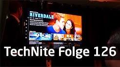 """Netflix bei Sky, die deutschen HiFi Tage & """"Skyscraper"""" - Technite Folge 126"""
