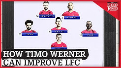 How Timo Werner Can Take Liverpool to the Next Level | EXPLAINED