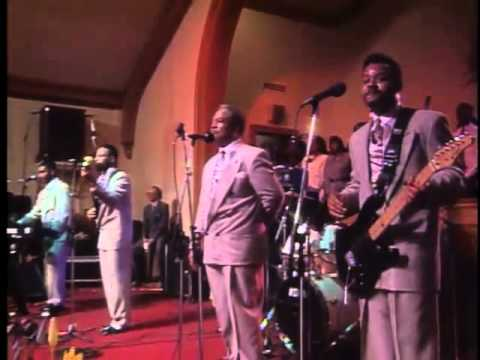 He's There All The Time - The Canton Spirituals,