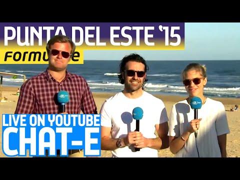 Chat-E Fan Show: LIVE From The Beach In Punta Del Este!