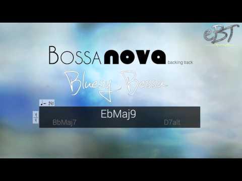 Bossa Nova Backing Track in G Minor | 140 bpm