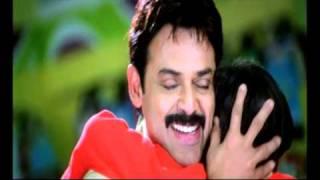 Cheekatantha Vennelayera Full Video Song | Tulasi Movie Songs | Venkatesh | Nayanthara | Shriya