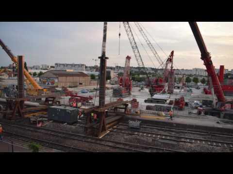 Grand Paris Express : travaux de correspondances RER C / ligne 15 Sud