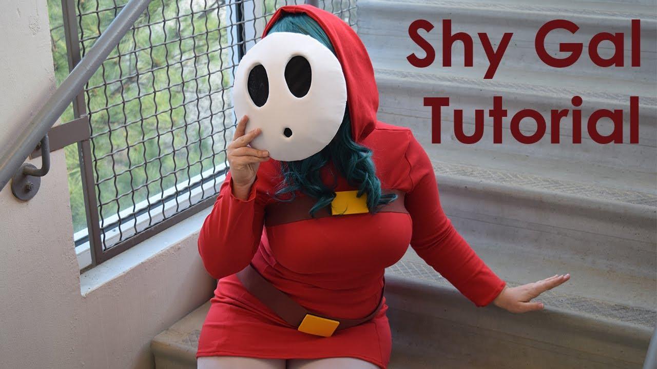 Shy gal