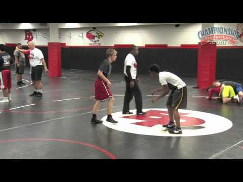 All Access High School Wrestling Practice with Scot Davis - Disc 3