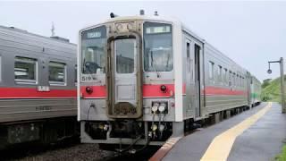 北海道&東日本パス国鉄汽車旅を求めその22釧網本線海沿い 畑