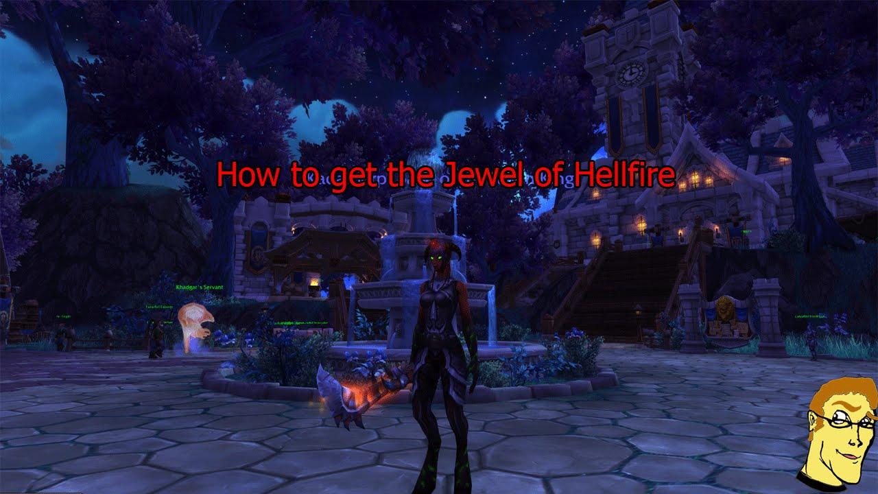 Jewel of hellfire