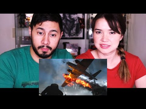 OFFICIAL CALL OF DUTY: WWII | Story Trailer Reaction!