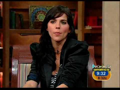 Rosario mostró sus tijeras en Despierta