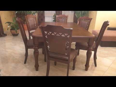 Кухонные столы и стулья. Декор мебель плюс. Артикул -  ДМ-30423