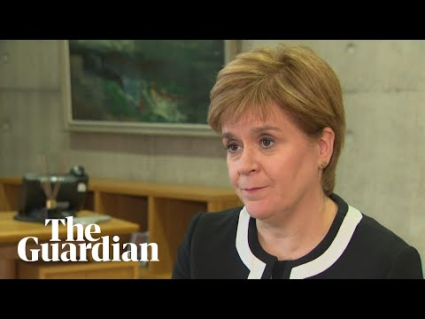 'Immediately cease the unlawful prorogation': Nicola Sturgeon reacts to court ruling
