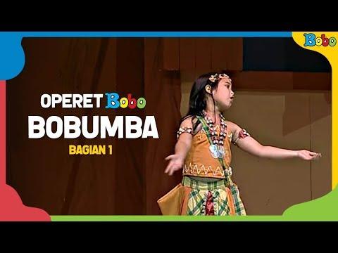 Dongeng Anak Bobumba (Bagian 1) - Operet Bobo - Indonesia Fairytales