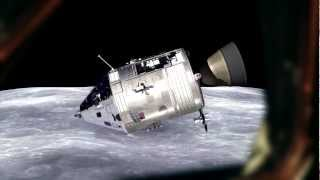 Apollo 15,  Return from the Moon, animation