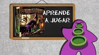 Alquimistas - Español - Reseña Juego de Mesa - Preparación y cómo se juega