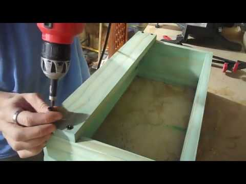 How to Make a Wooden Chest