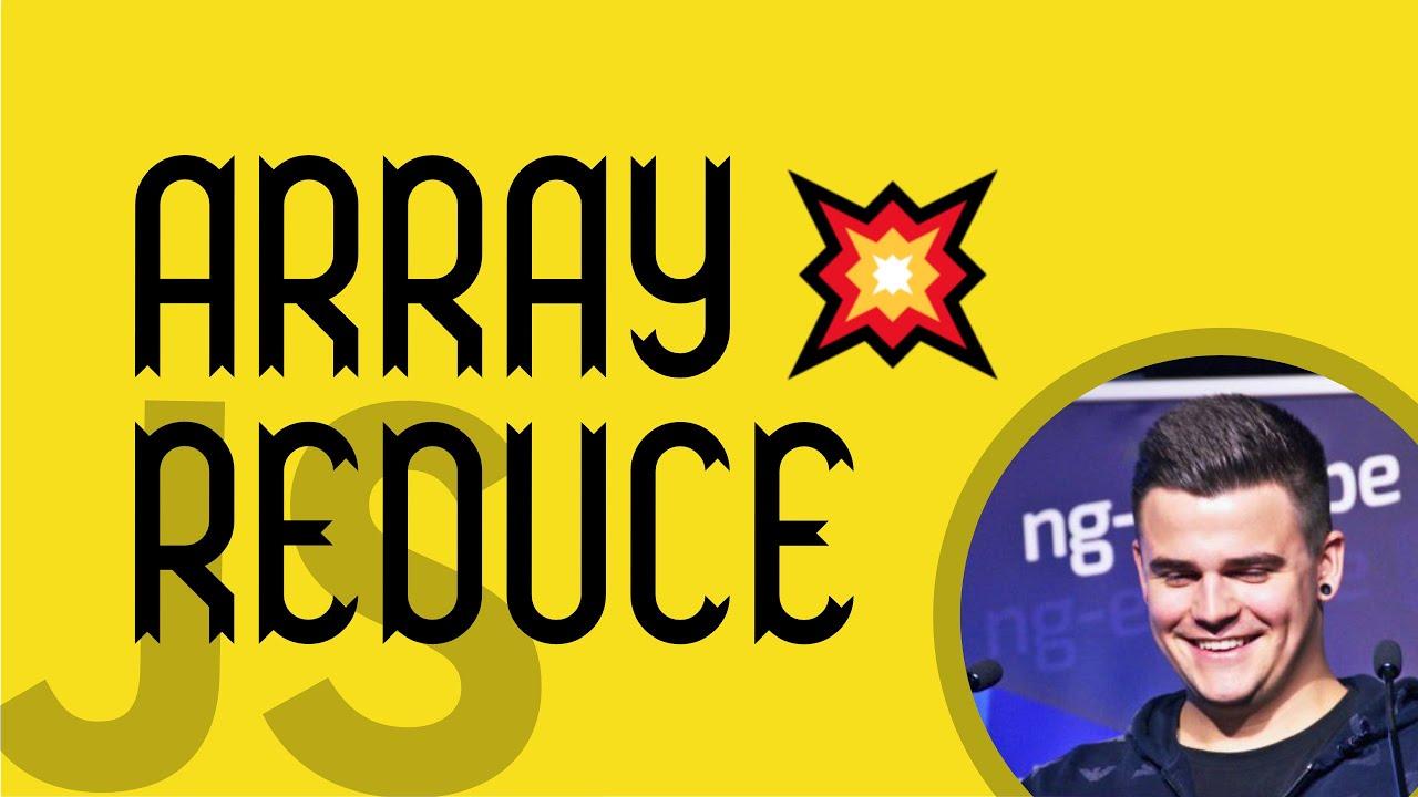 Array Reduce in JavaScript