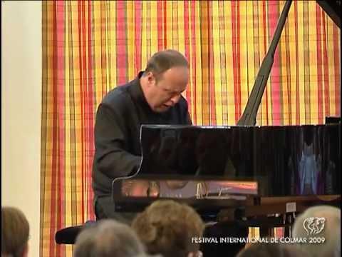 Alexander Ghindin , piano @ Festival International de Colmar 2009