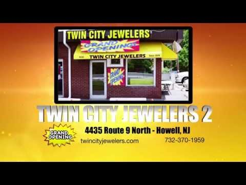 Twin city Jewelers 2  Howell NJ-Grand Opening