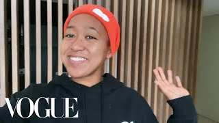24 Hours With Naomi Osaka | Vogue