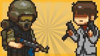 DAZW: SMG UNITS CHALLENGE GAMEPLAY