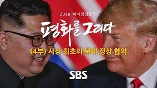 2018 북미정상회담 특별 생방송 (4부) (풀영상) / SBS / 2018 북미정상회담