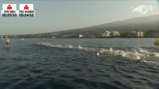 Live from the swim start of the 2017 IRONMAN World Championship! Be...