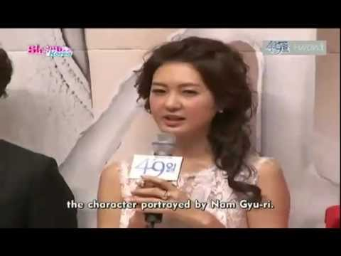 49 Days Korean Drama Press Conference with English Subtitle