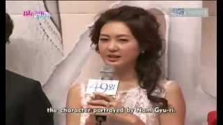 49 Days Korean Drama Press Conference with English Subtitle