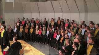 The Concordia Choir -Freedom Come- Ben Allaway