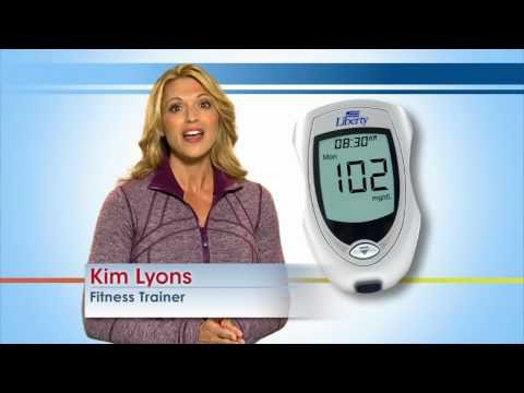 Diabetes Education: Using a Blood Glucose Meter with Kim Lyons