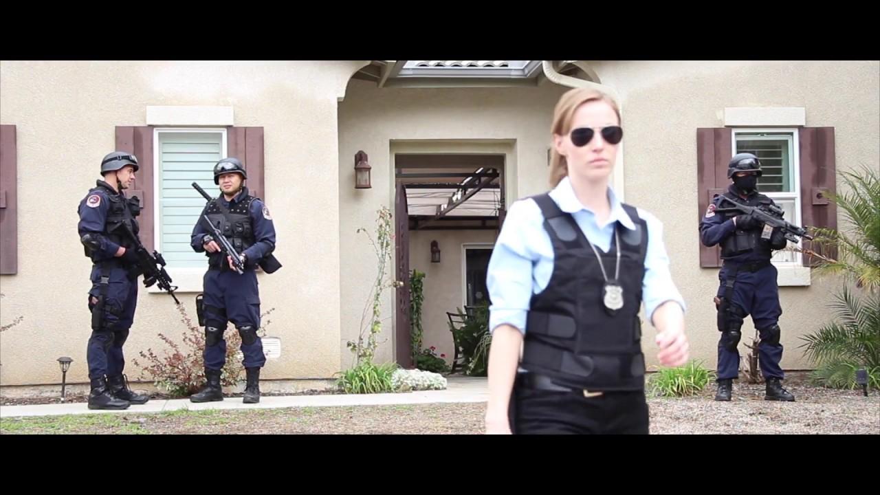 Jill and Bobby Episode 2 of 16 - Detective Jill Moss