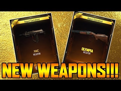NEW SUPPLY DROP INSANE WEAPONS OPENING!!! (CALL OF DUTY BLACK OPS 3 LOOT DROPS)