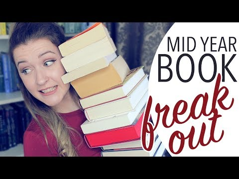 MID YEAR BOOK FREAK OUT TAG | 2018