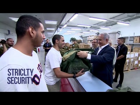 Netanyahu Sees Off Most Recent IDF Recruits On Draft Day
